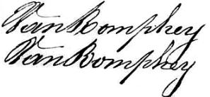 Van Romphey, vreemde eend in de bijt