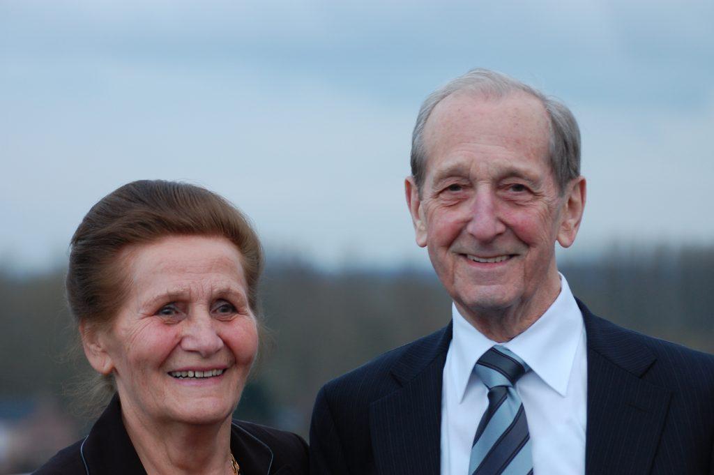 Wim van Rompuy & Josephine Ceulemans